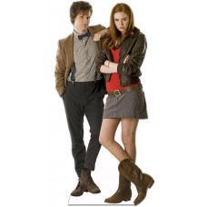 The Doctor & Amy - Doctor Who