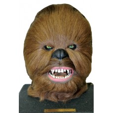Chewbacca collectors head, from Star Wars