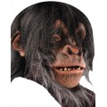 Chimp mask II (hairy)