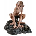 Gollum full size (2 foot, 60 cm tall), from Lord of the Rings.