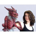 Cute Dragon Puppet