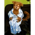 Werewolf Baby Puppet