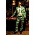 Poker Face mens suit & tie